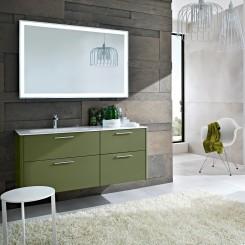 skandinavisko stiliaus vonios baldai